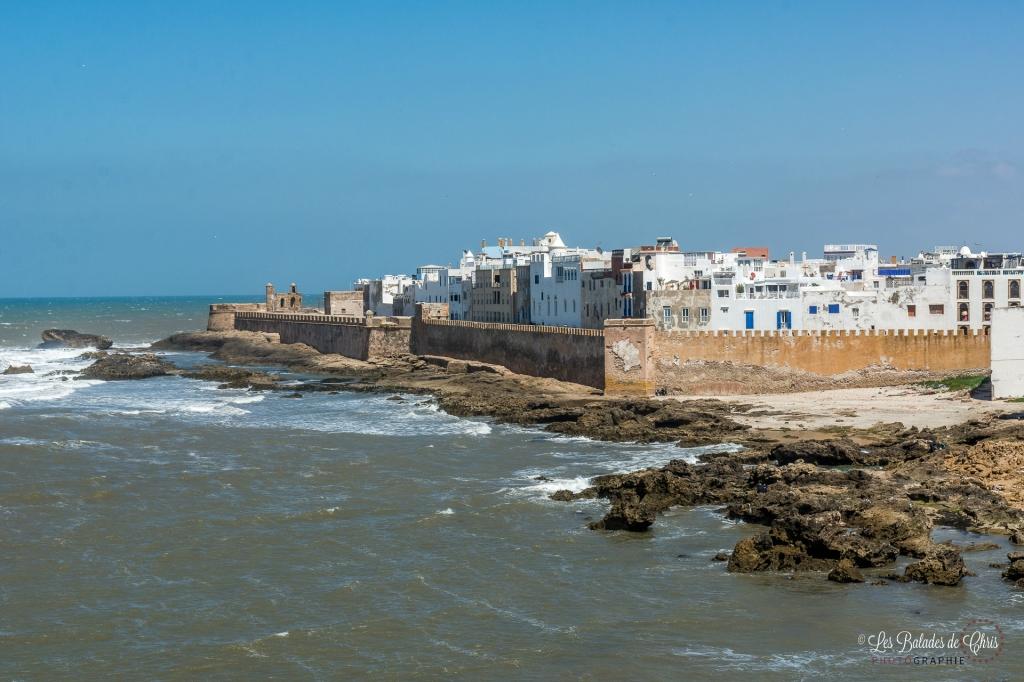 Les fortifications d'Essaouira