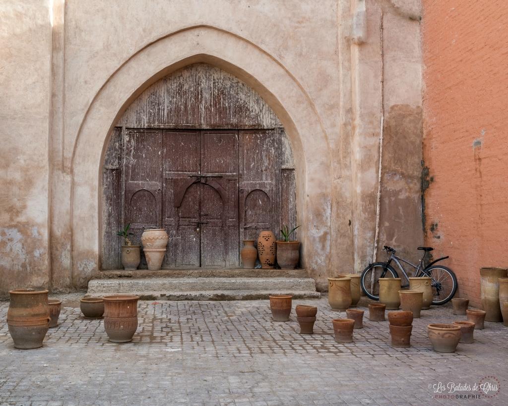 Médina de Marrakech